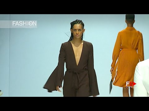 STYLE BY SA AN EXCLUSIVE WOOLWORTHS CAPSULE COLLECTION Spring Summer 2017 SAFW - Fashion Channel