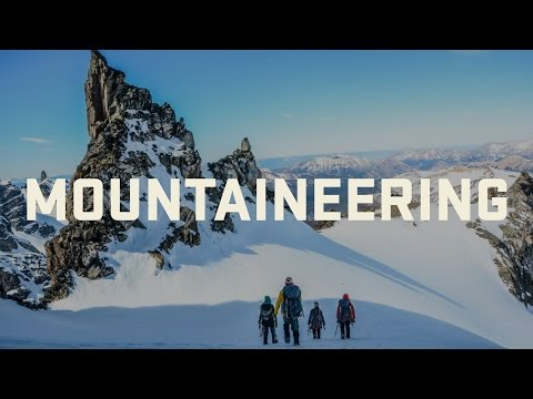NOLS | Mountaineering Courses