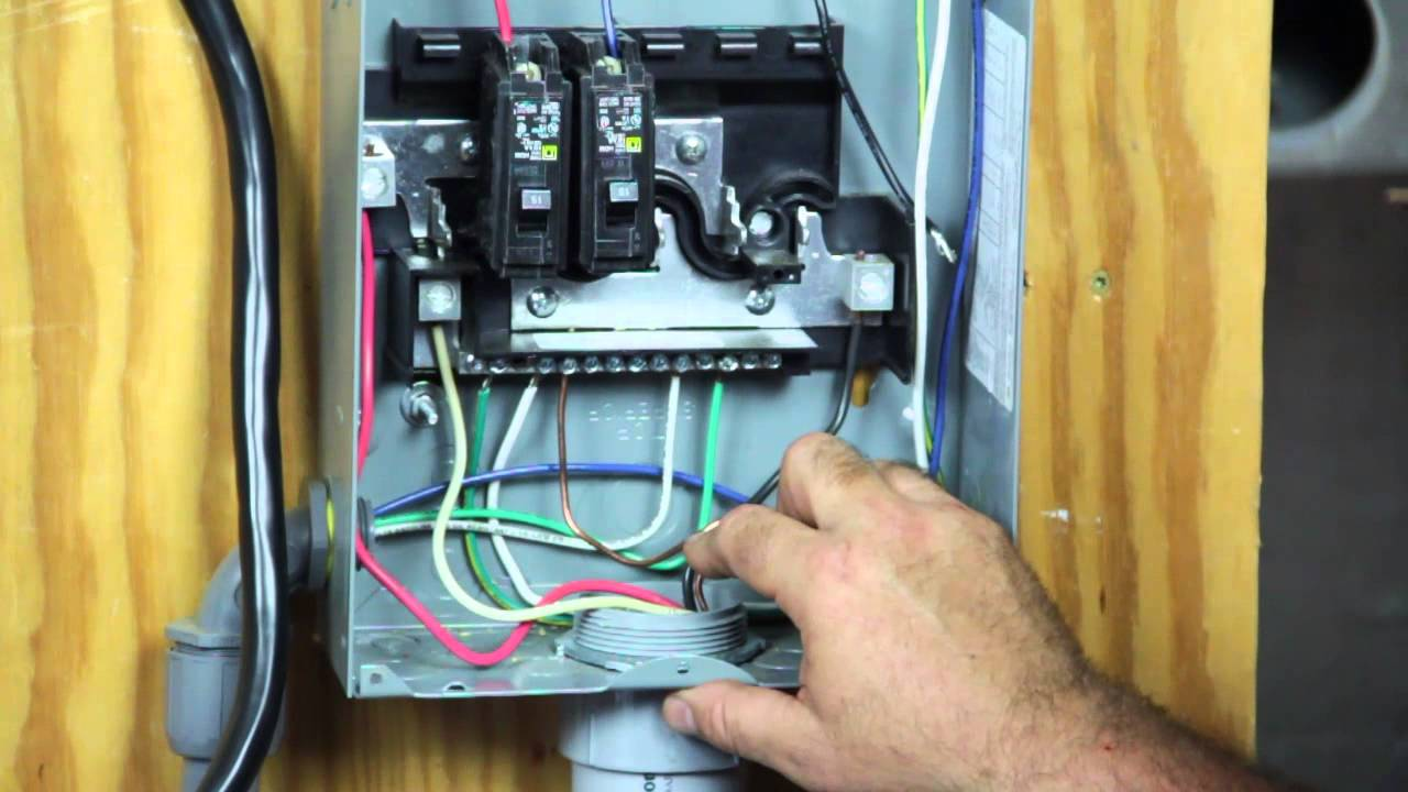 How to Coil Insulated Electrical Wires : Electrical Installations ...