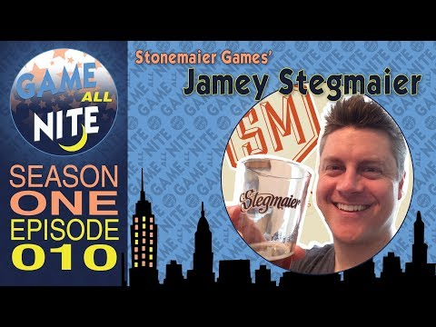 E10 - Jamey Stegmaier - Publisher, Stonemaier Games