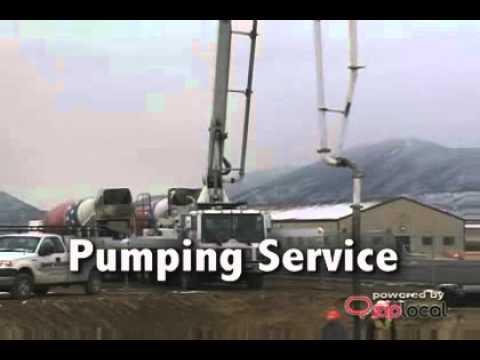 Ready-Mix Concrete in Butte, MT | Pioneer Concrete & Fuel