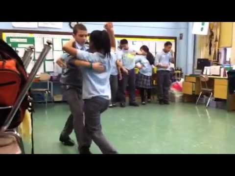 Harbor heights ballroom dance team 2011