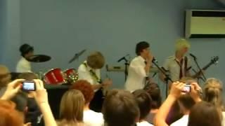 Harry Styles - White Eskimo 2009 School Concert Video