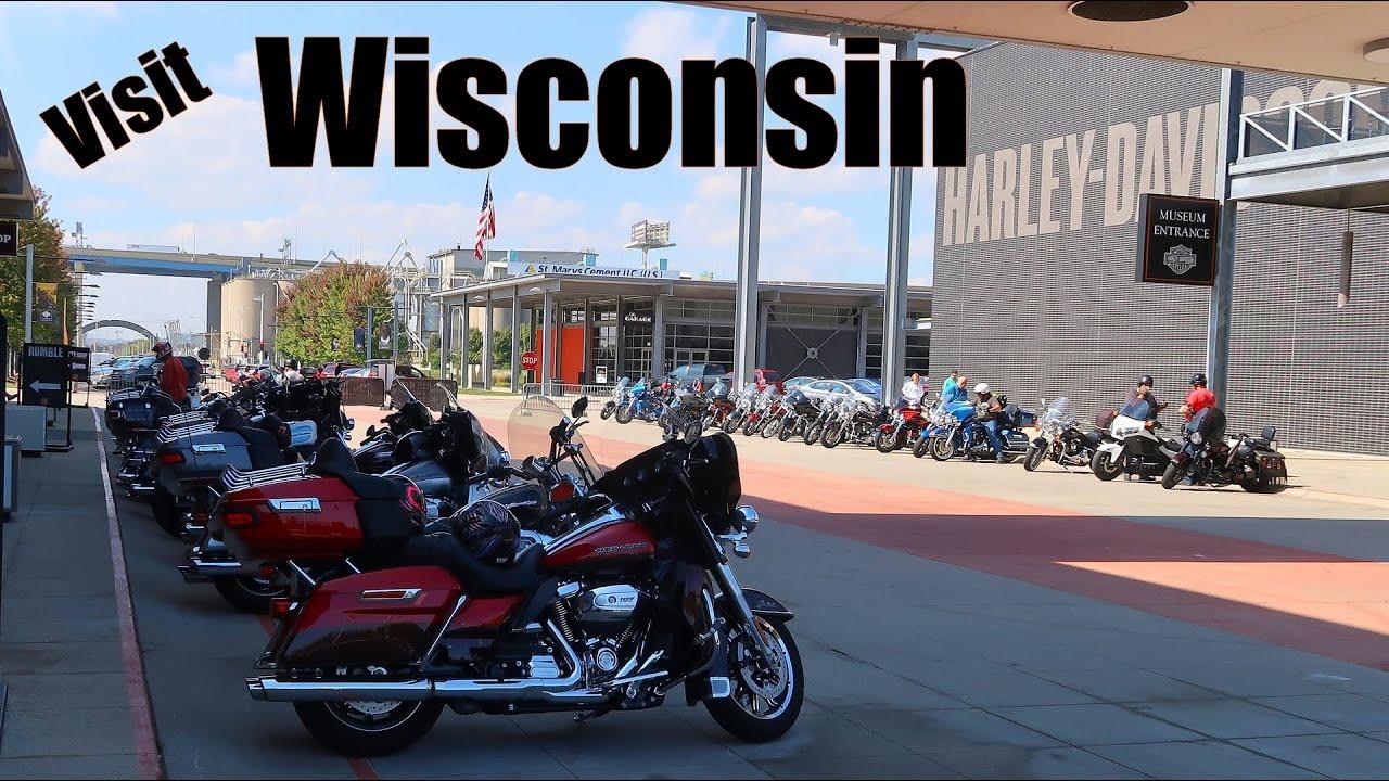Harley-Davidson Museum | Factory Tour | Dells