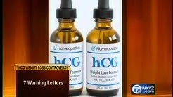 FDA & FTC act on homeopathic HCG weight loss products
