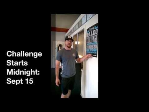Offshore CrossFit 8 Week Nutritional Challenge