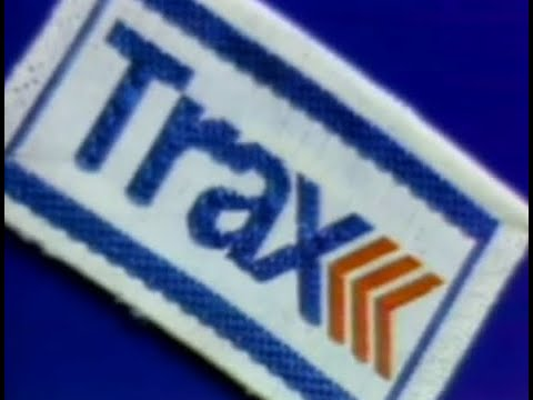 1978 Kmart Trax Shoes Commercial - YouTube