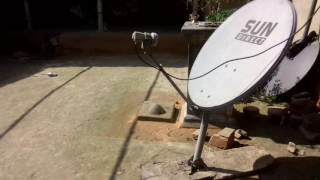 abs free dish installation in bengali