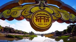 Hoi An Vietnam - My Favourite Town! | Day 142