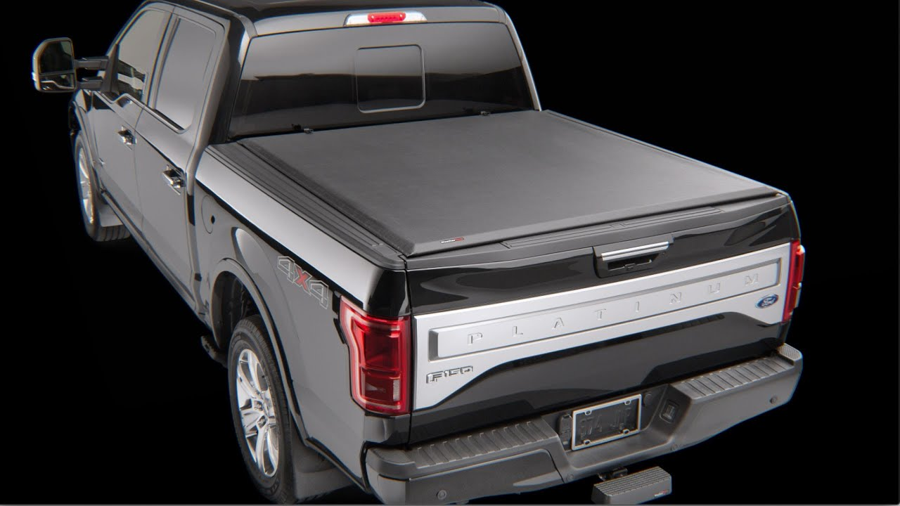 Weathertech Roll Up Truck Bed Cover Installation Video