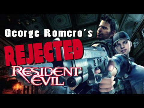 George Romero's Resident Evil - REJECTED MOVIE IDEAS