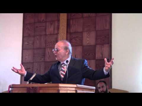 "'The Purpose of Unity"" by Rev. Berdj Djambazian; John 17:20-23"