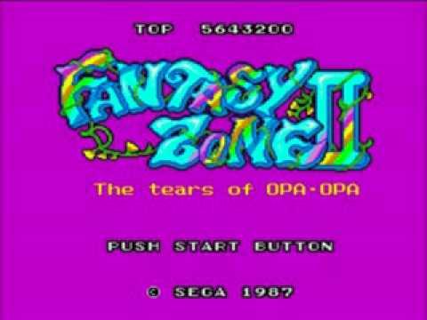 OST: Fantasy Zone 2, Wolfin