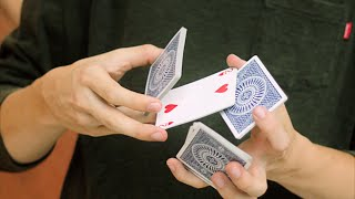 Phaced │ Cardistry Tutorial by Tobias Levin