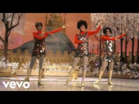 Diana Ross and The Supremes - Greensleeves/Thou Swell  [Ed Sullivan Show - 1967]