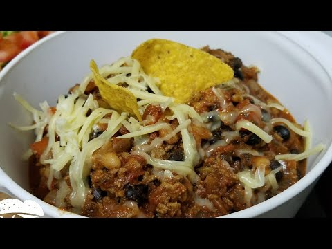 Resep Masakan Barat Chilli Con Carne Youtube
