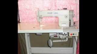 видео Швейная машинка – нужная вещь в доме