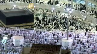 تلاوة تفوق الوصف للشيخ ياسر الدوسري من المسجد الحرام ليلة 8رمضان 1436(الاعراف65-162) صلاة التراويح
