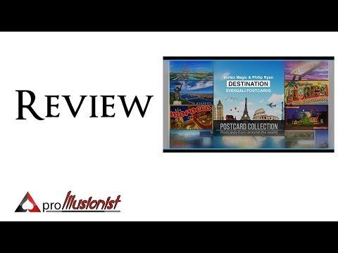 Destination - Phillip Ryan and Vortex Magic - Review - DEUTSCH