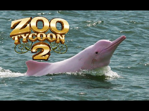 Zoo Tycoon 2: Chinese White Dolphin Exhibit Speed Build