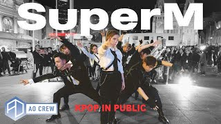 Gambar cover KPOP IN PUBLIC SuperM 슈퍼엠 'JOPPING' Dance Cover [AO CREW - AUSTRALIA] ONE SHOT ver.