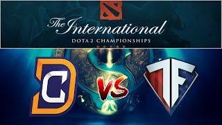 Dota 2 Live l DC vs Freedom l The International 2017 NA Qualifiers