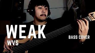 Weak - SWV (Bass Cover)