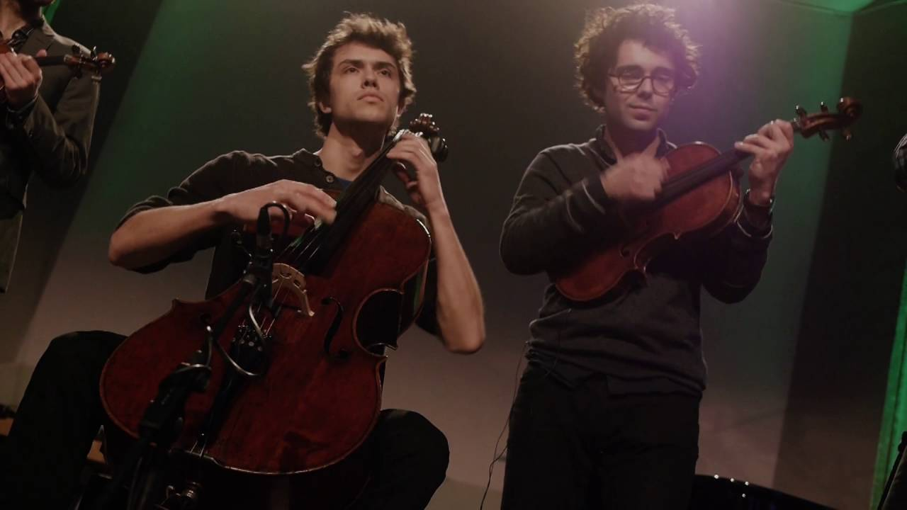 VISION STRING QUARTET: Samba I The PODIUM Sessions #6