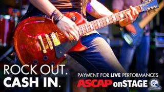 Collect Royalties for Live Performances