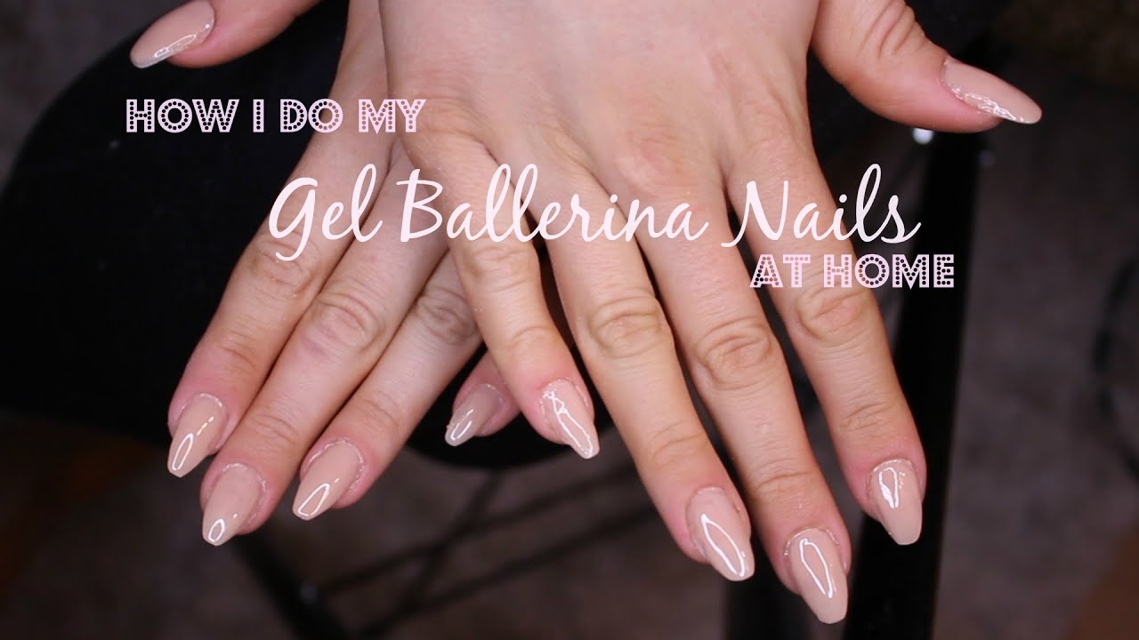 How I Do My Gel Nails At Home