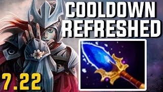 COOLDOWN REFRESHED - Ana Plays Phantom Assassin - Dota 2