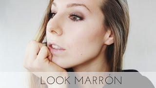 LOOK MARRÓN | Virginia Moruno