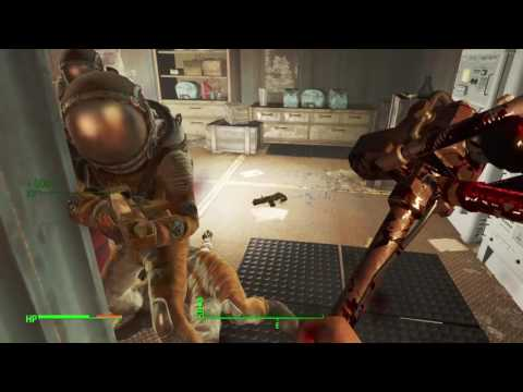 Fallout 4 - Marowski's Chem Lab Location - How To Access - Fast Guide