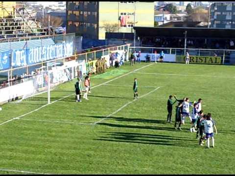 Gol de naval de talcahuano