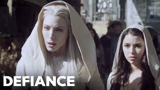 """DEFIANCE Trailer   """"Dark Days Ahead""""   SYFY"""