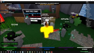 Case clicker 2.0 Roblox!