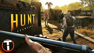 A New Experience! - Hunt: Showdown Gameplay