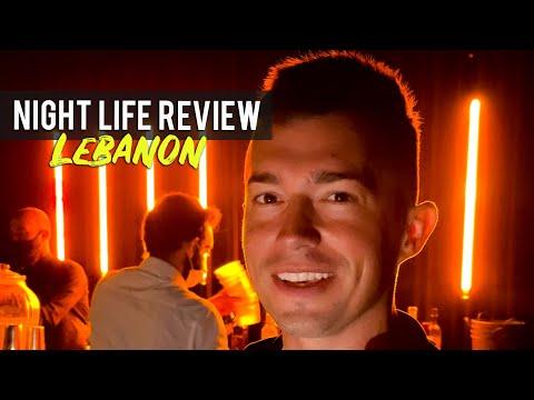 2021 Lebanon Night Life Review🇱🇧