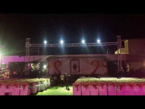 Audio craft sound and lights Nanded