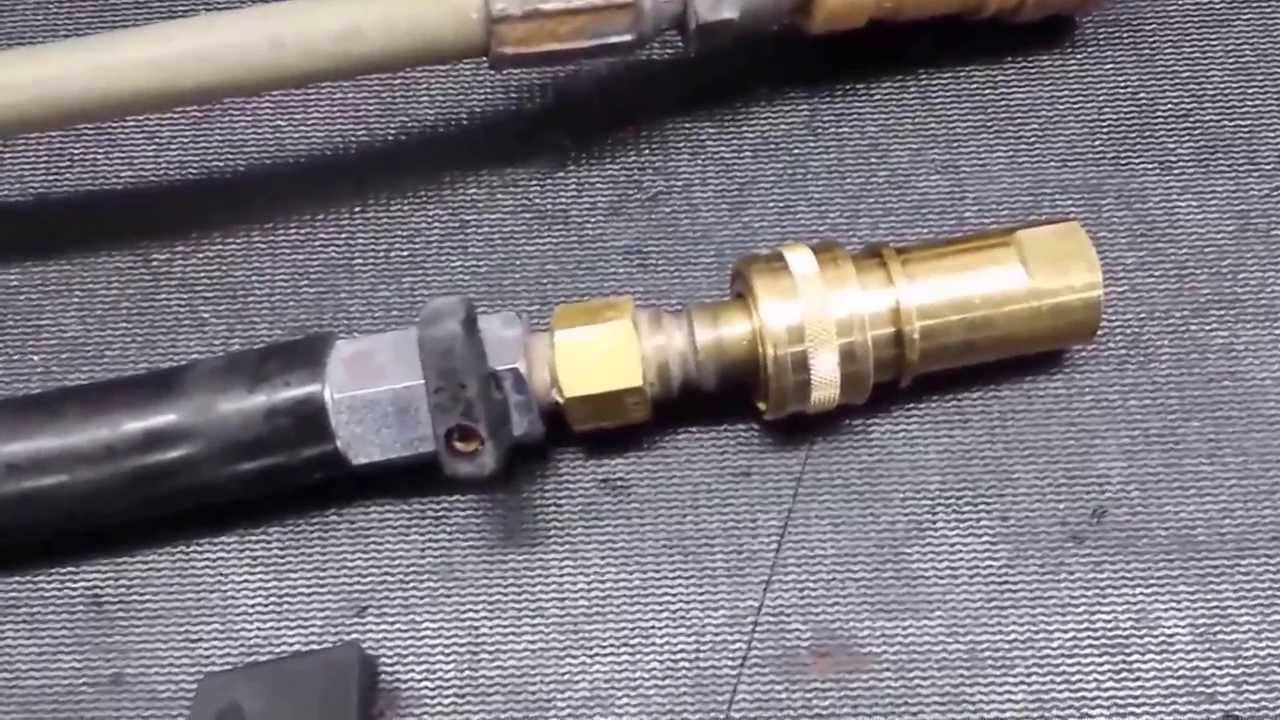 Superb Create Your Own Small Sprayer End For Inline High Pressure Hose   YouTube