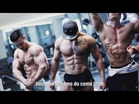 Bodybuilding Motivation – Jeff Seid, Alon Gabbay & Team ShapeYOU