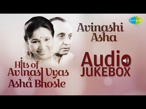 Top Hits Of Avinash Vyas & Asha Bhosle | Gujarati Popular Songs | Audio Jukebox