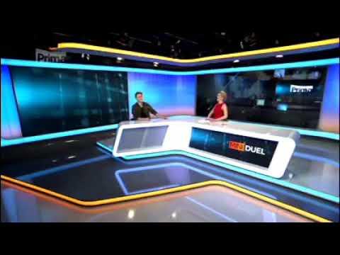 Vojta Drahokoupil - MiniDuel (TV Prima, 9.3.2018)