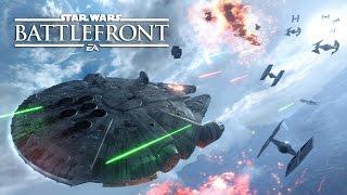 《星際大戰:戰場前線》「戰機中隊」模式實機遊戲預告片