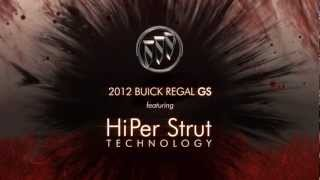 Buick Regal HiPer Strut Animation