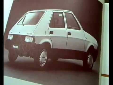 Fiat ritmo manuale d