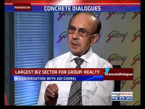 Concrete Dialogues: Speaking with Adi Godrej