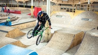 Double Backflips & Foam Pits - Red Bull BMX Performance Camp 2013