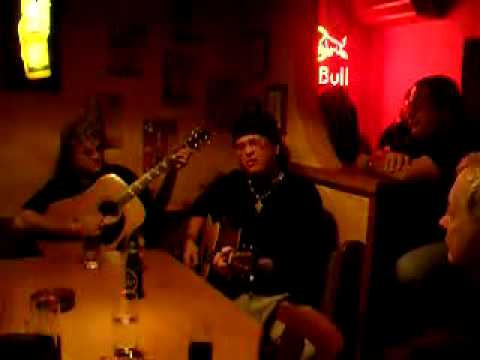 Terry Brock - Love Lies Dying (live accoustic)