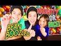 Bean Boozled Challenge!! Naughty or Nice!!